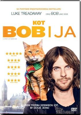 Kot Bob i ja / A Street Cat Named Bob