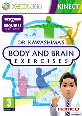 Dr. Kawashima's Brain and Body Exercises