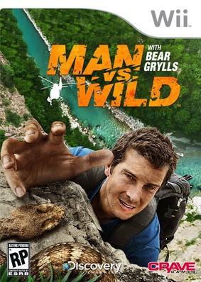 Man vs. Wild: The Game