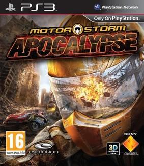 MotorStorm Apokalipsa / MotorStorm: Apocalypse