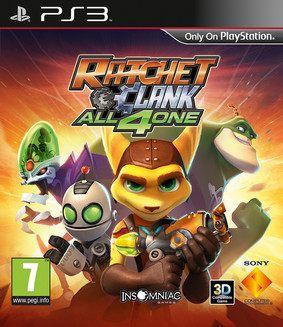 Ratchet & Clank: 4 za Jednego / Ratchet & Clank: All 4 One