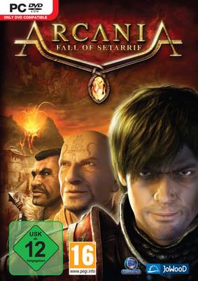 ArcaniA: Upadek Setarrif / ArcaniA: Fall of Setarrif