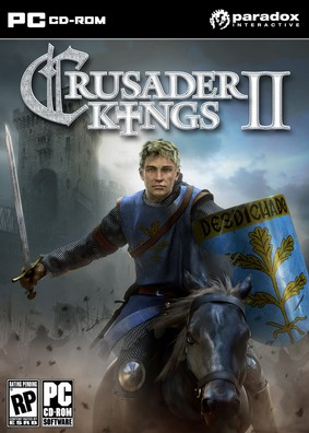 Crusader Kings II: Mroczne Wieki / Crusader Kings II
