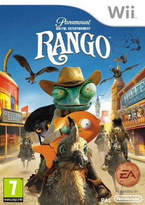 Rango: The Video Game