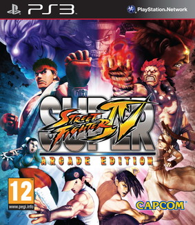 Super Street Fighter IV Arcade Edition