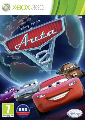 Auta 2 / Cars 2: The Video Game