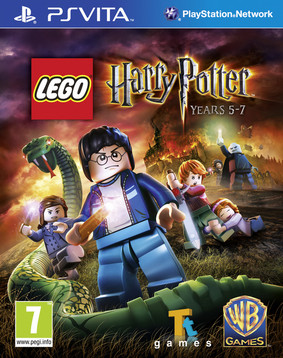 LEGO Harry Potter: Lata 5-7 / LEGO Harry Potter: Years 5-7