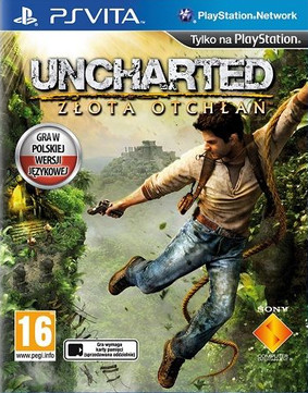 Uncharted: Złota Otchłań / Uncharted: Golden Abyss