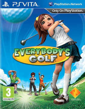 Everybody's Golf / Hot Shots Golf: World Invitational