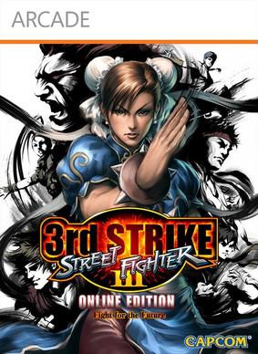 Street Fighter III: Third Strike Online Edition