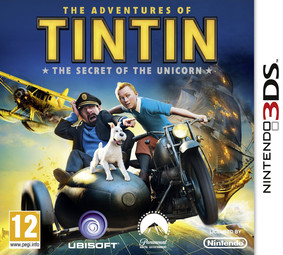 Przygody Tintina: Gra Komputerowa / The Adventures of Tintin: The Game