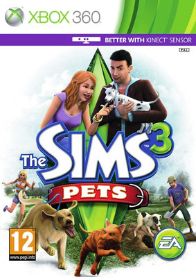 The Sims 3: Zwierzaki / The Sims 3: Pets