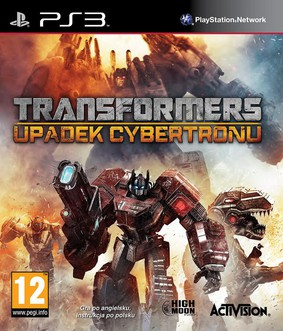 Transformers: Upadek Cybertronu / Transformers: Fall of Cybertron