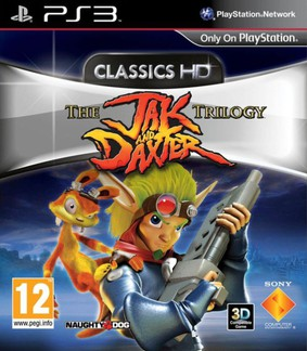The Jak and Daxter Trilogy / Jak and Daxter Collection