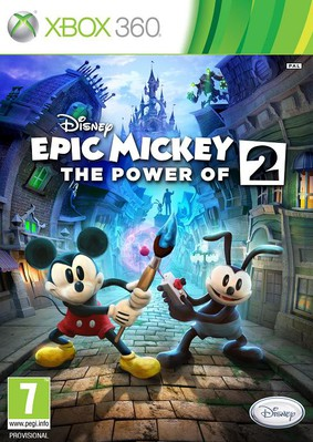 Epic Mickey 2: Siła Dwóch / Epic Mickey 2: The Power of Two