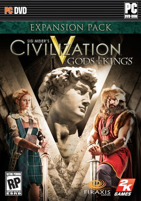 Civilization V: Bogowie i Królowie / Civilization V: Gods & Kings