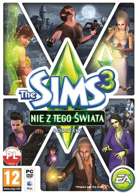 The Sims 3: Nie z tego świata / The Sims 3: Supernatural