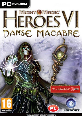 Might & Magic: Heroes VI - Danse Macabre
