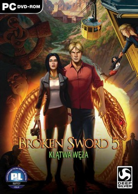 Broken Sword 5: Klątwa węża / Broken Sword 5: The Serpent's Curse