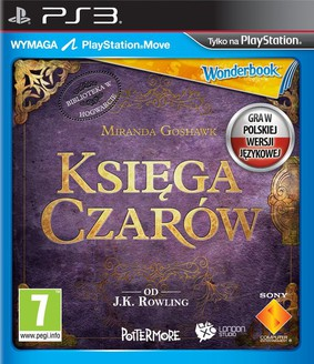 Wonderbook: Księga Czarów / Wonderbook: Book of Spells