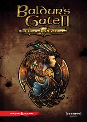 Baldur's Gate 2: Edycja Rozszerzona / Baldur's Gate 2: Enhanced Edition