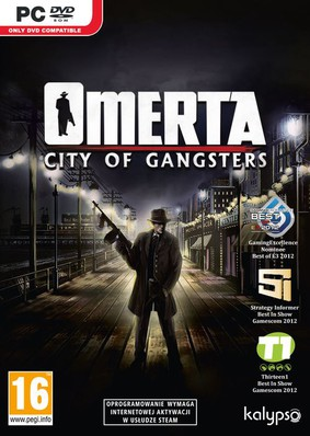 Omerta: Miasto Gangsterów / Omerta: City of Gangsters