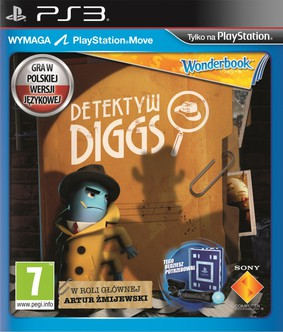 Wonderbook: Detektyw Diggs / Wonderbook: Diggs Nightcrawler