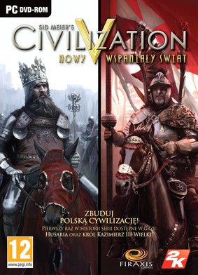 Civilization V: Nowy Wspaniały Świat / Civilization V: Brave New World