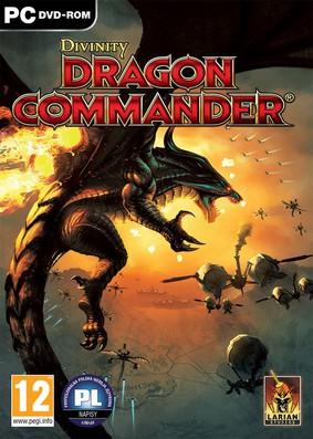 Divinity: Dragon Commander Deutsche  Texte, Untertitel, Menüs, Videos, Stimmen / Sprachausgabe Cover