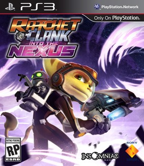 Ratchet & Clank: Nexus / Ratchet & Clank: Into The Nexus