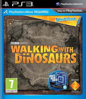 Wonderbook: Wędrówki z dinozaurami / Wonderbook: Walking with Dinosaurs