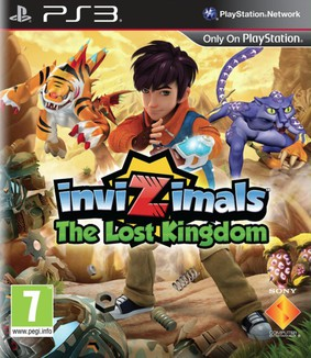 Invizimals: Zaginione Królestwo / Invizimals: The Lost Kingdom