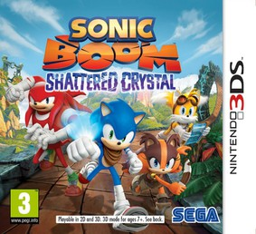 Sonic Boom: Shattered Crystal
