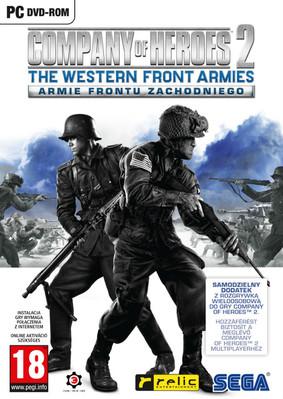Company of Heroes 2: Armie frontu zachodniego / Company of Heroes 2: The Western Front Armies