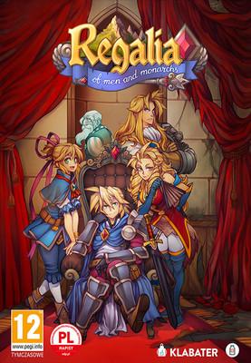 Regalia - Of Men And Monarchs