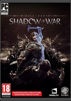 Śródziemie: Cień Wojny / Middle-earth: Shadow of War
