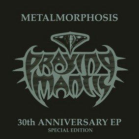 Praying Mantis - Metalmorphosis [EP]