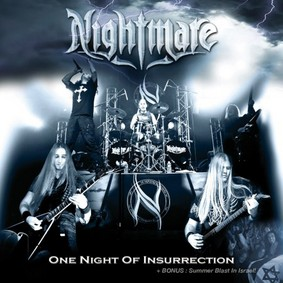 Nightmare - One Night Of Insurrection [DVD]