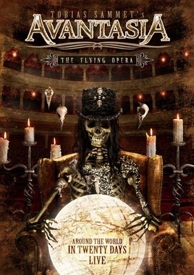 Avantasia - The Flying Opera [DVD]