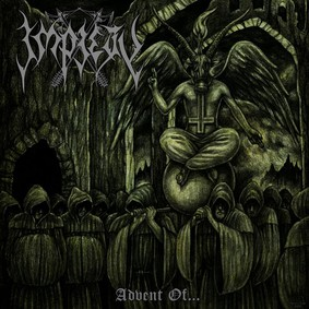 Impiety - Advent Of... [EP]