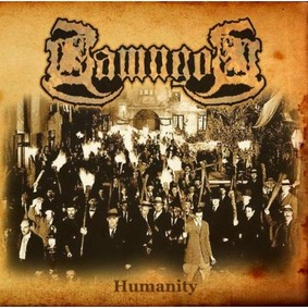 Damngod - Humanity - The Legacy Of Violence And Evil