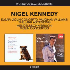 Nigel Kennedy - Violin Concerto Lark Ascending