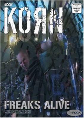 Korn - Freaks Alive