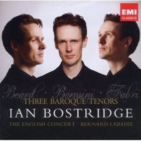 Ian Bostridge - Three Baroque Tenors