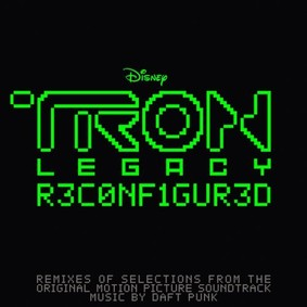 Various Artists - Tron: Legacy Reconfigured
