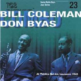 Bill Coleman - Swiss Radio Days, Vol. 23