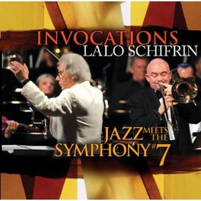Lalo Schifrin - Invocations: Jazz Meets the Symphony No. 7