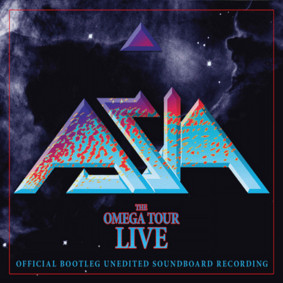 Asia - Live At the London Forum (The Omega Tour)