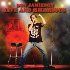 Don Jamieson - Live and Hilarious