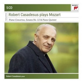 Robert Casadesus - Robert Casadesus Plays Mozart
